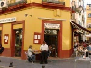 Oker in Andalucia