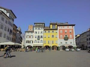Aardkleuren in Trento (I)