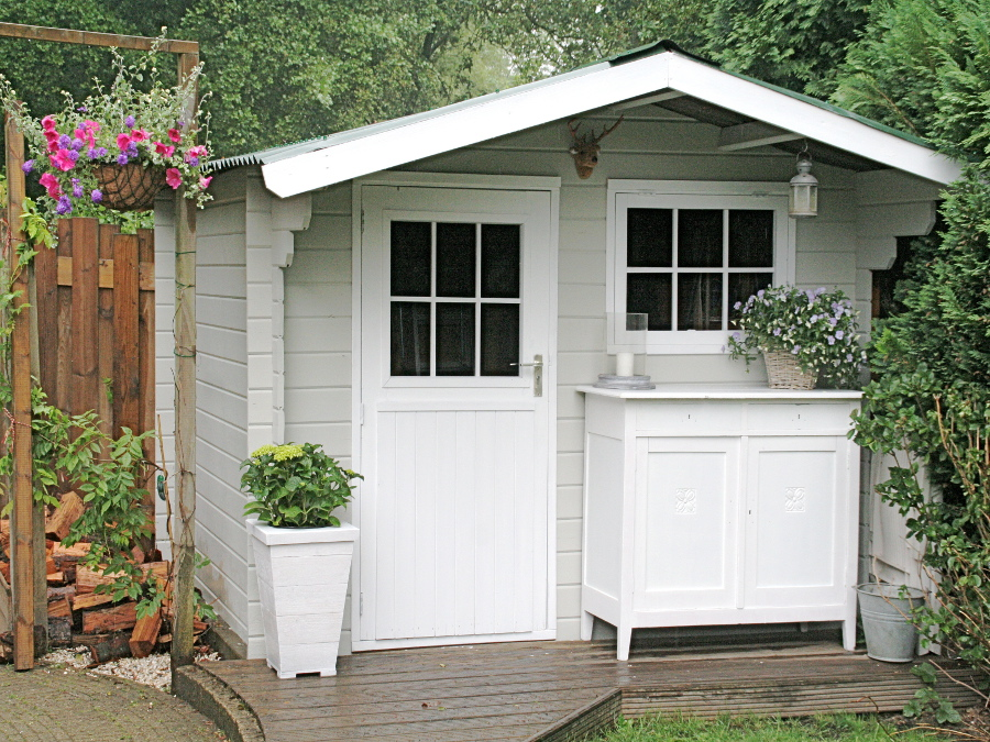 Outside Paint Colours For Sheds
