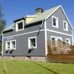 Fassadenfarbe-Skiffergrau