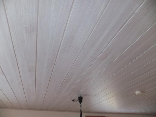 Hoe verf ik kunststof plafondpanelen  Huis amp Tuin