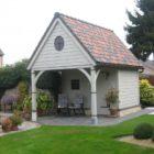 Greywash tuinhuis